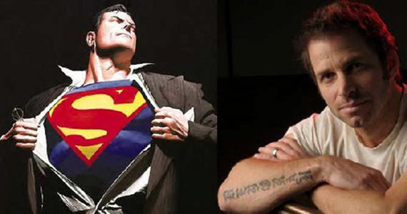 Man of Steel Interview Zack Snyder Man of Steel: Zack Snyder Talks Serious Approach to Superman