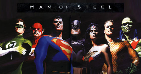 Man of Steel Justice League movie Connections Former Superman D.J. Cotrona on Canceled Justice League Movie