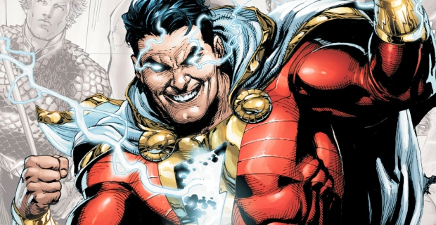 Man of Steel Killed Shazam Movie How Man of Steel Killed The Shazam Movie   For Now