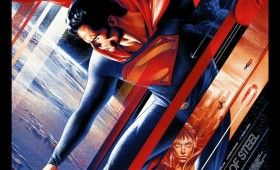 Man of Steel Mondo Posters MartinAnsin Regular 280x170 Man of Steel Interviews with Cast, Director & Composer; Limited Edition Mondo Posters