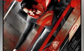 Man of Steel Mondo Posters MartinAnsin Variant 280x170 Man of Steel Interviews with Cast, Director & Composer; Limited Edition Mondo Posters