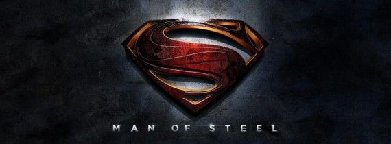 Man of Steel Movie Banner 570x210 Comic Con 2012 Schedule: Saturday, July 14th