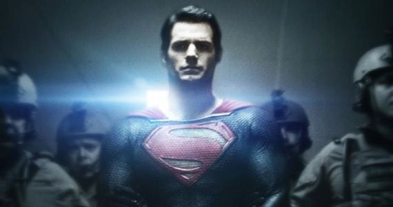 Man of Steel Poster Man of Steel Rumors: JGL Denies Playing Batman; Will Jimmy Olsen Be a Girl?