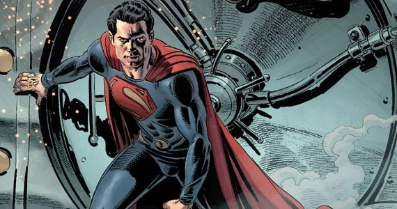 Man of Steel Prequel Comic Answers Man of Steel Prequel Comic Answers Some Big Questions
