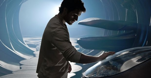 Man of Steel Spaceship Pod Easter Egg Man of Steel Easter Eggs, Trivia & References