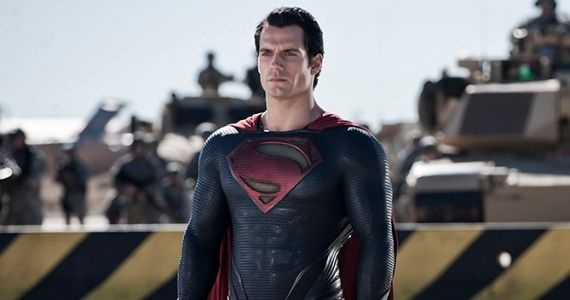 Man of Steel Suit Screen Rants 2013 Summer Movie Preview