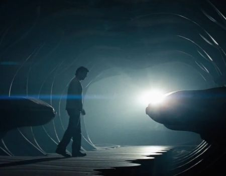 Man of Steel Trailer Fortress Solitude