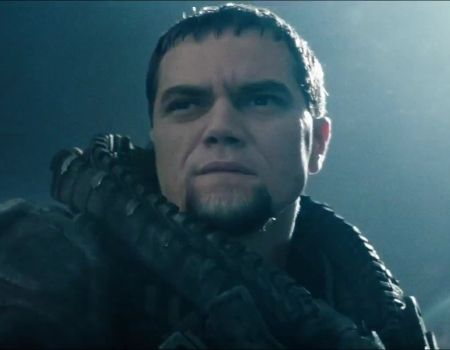 Man of Steel Trailer General Zod Reveal