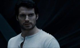Man of Steel Trailer Images Clark Kent in Fortress of Solitude 280x170 Man of Steel Trailer: The Epic Origin of Superman (Plus 48 Images)