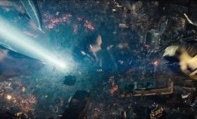 Man of Steel Trailer Images Destruction in Metropolis 280x170 Man of Steel Trailer: The Epic Origin of Superman (Plus 48 Images)