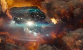 Man of Steel Trailer Images Kryptonian Spaceships Escape Krypton 280x170 Man of Steel Trailer: The Epic Origin of Superman (Plus 48 Images)
