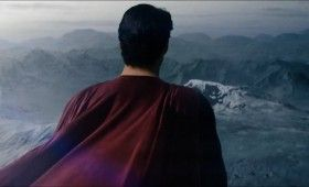 Man of Steel Trailer Images Superman Outside In the Arctic 280x170 Man of Steel Trailer: The Epic Origin of Superman (Plus 48 Images)