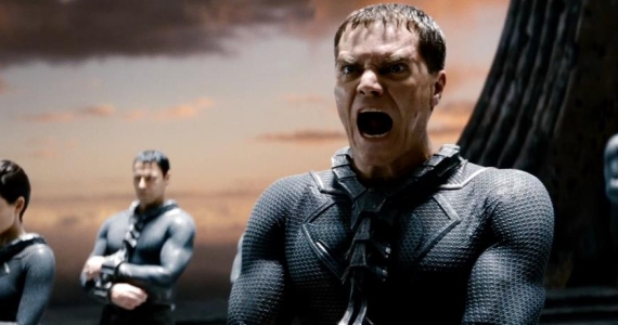 Man of Steel Trailer Zod Screenshot Man of Steel: Superman vs. Zod Clip & TV Spot #11