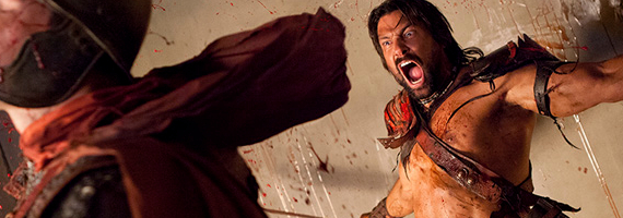 Manu Bennett Spartacus War of the Damned Enemies of Rome Spartacus: War of the Damned Season Premiere Review – A Mans True Enemy