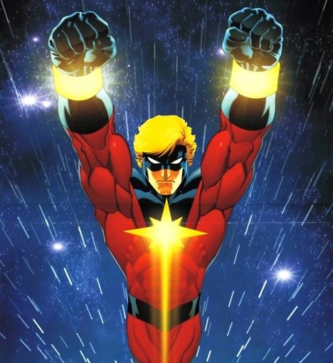 Mar-Vell Captain Marvel