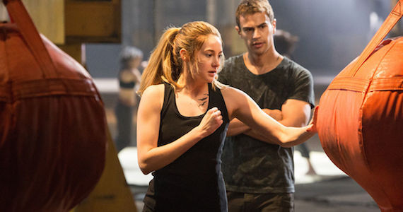 March Movie Preview Divergent 6 Movies Were Looking Forward To: March 2014