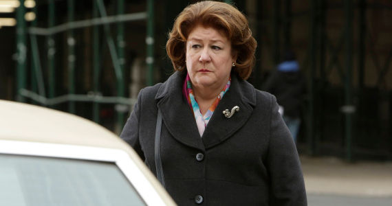 Margo Martindale in The Americans Season 2 Episoe 4 The Americans Are Living In A World Of Unseen People