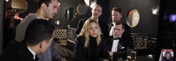 Maria Bello Tim Griffin Aidan Quinn Damon Gupton Brian F. OByrne Prime Suspect NBC Prime Suspect Series Premiere Review & Discussion