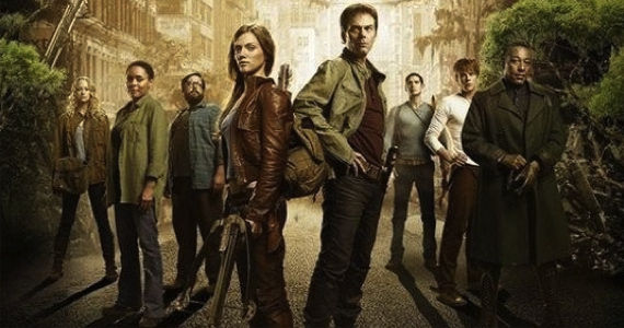 Maria Howell Zak Orth Tracy Spiridakos Billy Burke Graham Rogers Giancarlo Esposito Revolution NBC Revolution Series Premiere Review