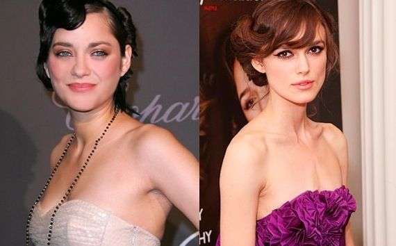 Marion Cotillard out of David Cronenbergs Cosmopolis Keira Knightley Replacing Marion Cotillard In Cronenbergs Cosmopolis [Updated]