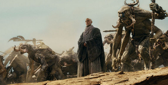 Mark Strong in John Carter John Carter Review