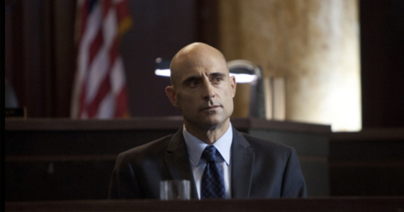 Mark Strong in Low Winter Sun Revelations Low Winter Sun: In Search of a Course Correction