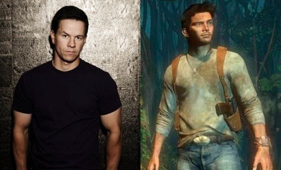 Mark Wahlberg starring in Uncharted Mark Wahlberg Starring In Uncharted Movie