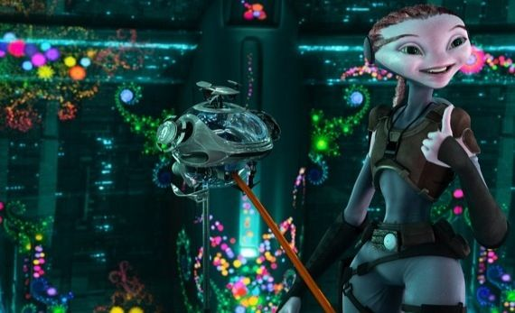 Mars Needs Moms movie image Mars Needs Moms Trailer: A Sci Fi Flick For The Kids