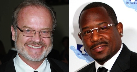 Martin Lawrence Kelsey Grammer Sitcom Movie News Wrap Up: Jan 12 2013