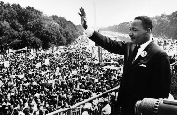 Martin Luther King Jr. movie in the works Universal Drops Paul Greengrass MLK Flick Memphis