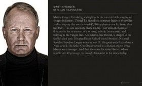 Martin Vanger in Girl With the Dragon Tattoo 280x170 Girl With the Dragon Tattoo: Character Profiles & Score Samples