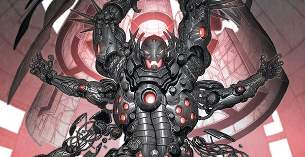 Marvel Age of Ultron Comics 6 Arms First Footage For The Avengers 2 Airs on ABC Next Month