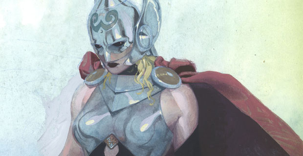 Marvel Announces Female Thor Marvel Announces That A Female Character Will Be The New Thor