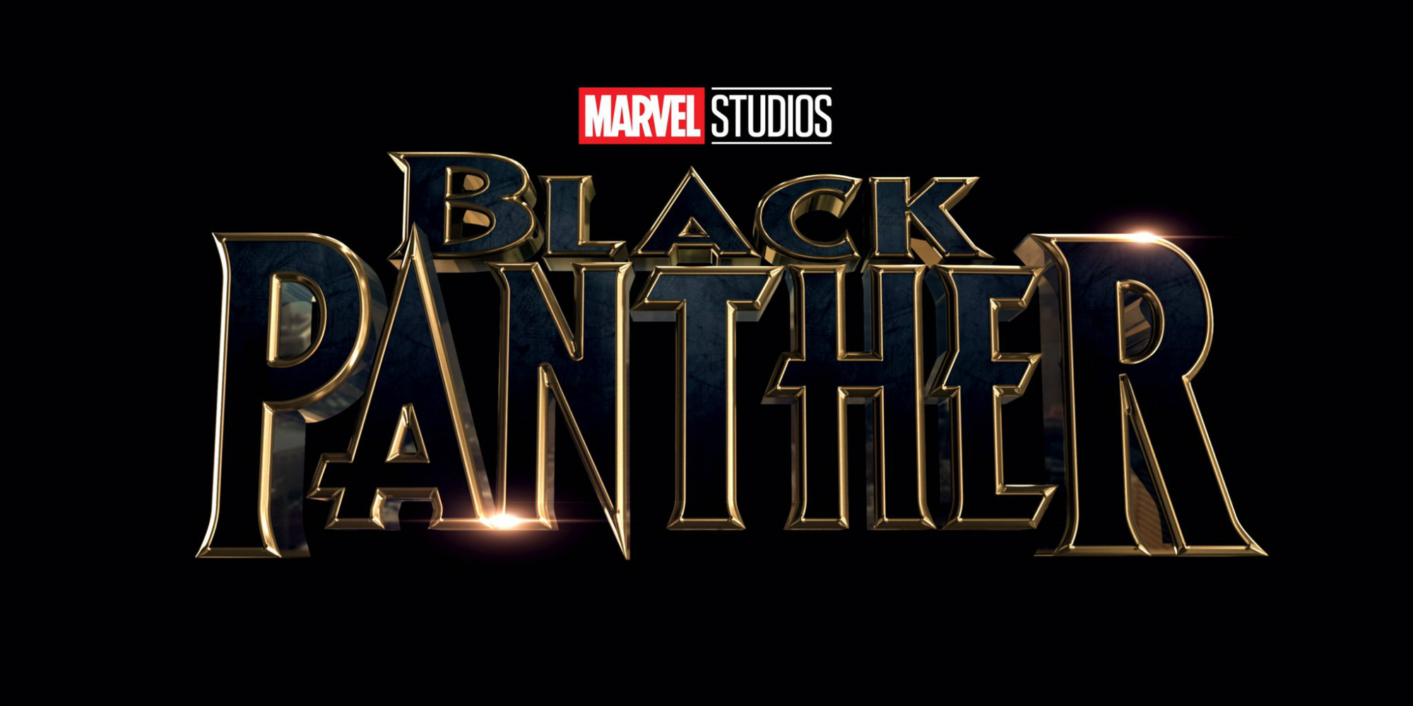 Marvel's Black Panther Logo