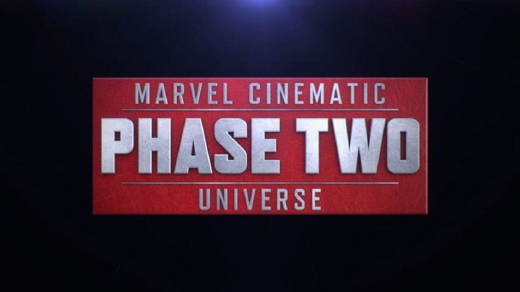 Marvel Cinematic Universe Phase Two Logo 1024x575 Will Marvel Studios Expand To Releasing 3 4 Movies Per Year? [Updated]