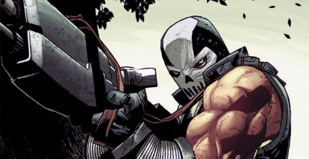 Marvel Comics Crossbones Gun Expect Frank Grillo To Suit Up As Crossbones in Captain America 3