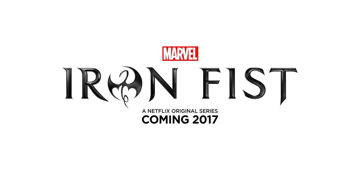 Marvel's Iron Fist Logo & Teaser Trailer Released