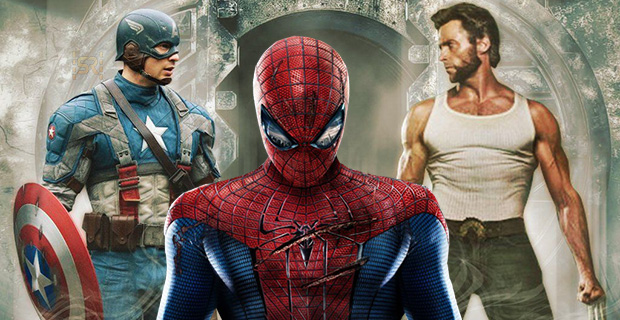 Marvel Movie Crossovers Spider Man Wolverine Avengers Marvel vs. DC: Who Will Surrender Their May 2016 Release Date?