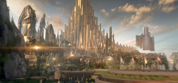 Marvel Movie Thor Asgard Shiny 570x267 This is What Thor 2 Director Alan Taylor Wanted to Change About Thor