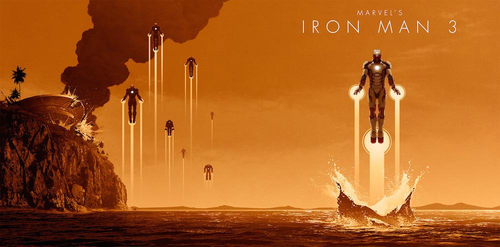marvel cinematic universe phase 2 collection artwork revealed