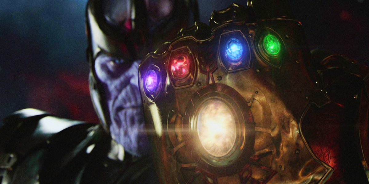 Marvel Phase 3 Thanos Infinity Gauntlet Tease