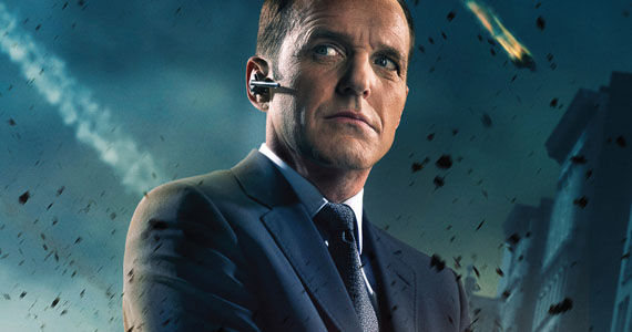 Marvel SHIELD Pilot Agent Coulson Clark Greggs Agent Coulson Will Return in S.H.I.E.L.D. TV Series