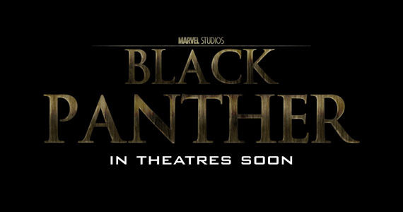 Marvel Studios Black Panther Movie Logo Fan Made Black Panther Movie Absolutely In Development Says Marvels Kevin Feige