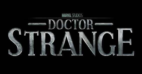 Marvel Studios Doctor Strange Movie Logo Fan Made Kevin Feige: No Additional Marvel Phase 3 Movie Announcements Until 2014