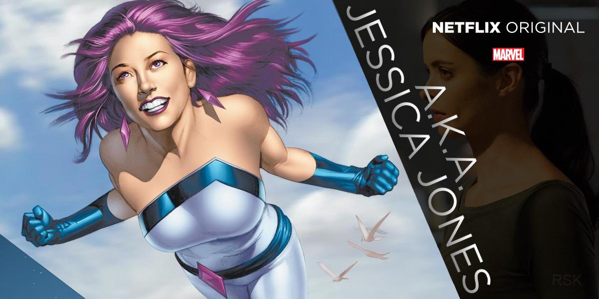 news from jessica jones flash what best superhero show