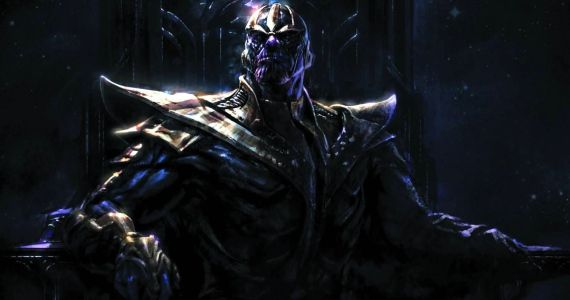 Marvel Thanos Plans Phase Three Kevin Feige Talks Thanos and the Buildup to Marvel Phase Three