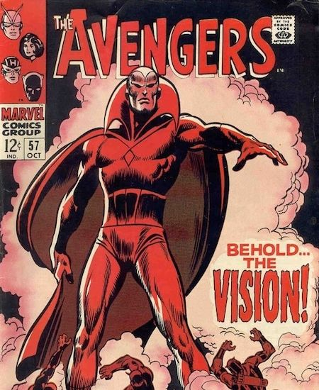 Marvel The Vision