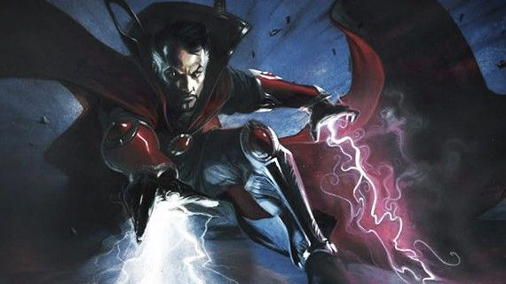 Marvels Doctor Strange Movie Cast Actor Shortlist 570x320 Doctor Strange Casting Rumors Begin   Mads Mikkelsen A Candidate?