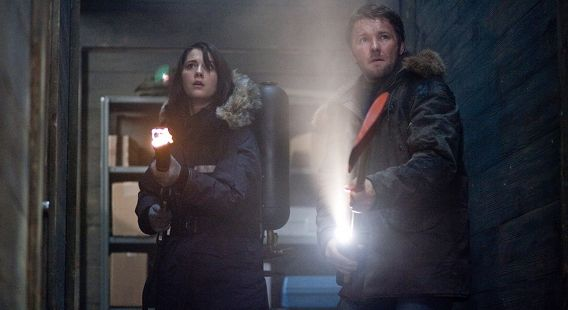 Mary Elizabeth Winstead and Joel Edgerton in The Thing The Thing Review