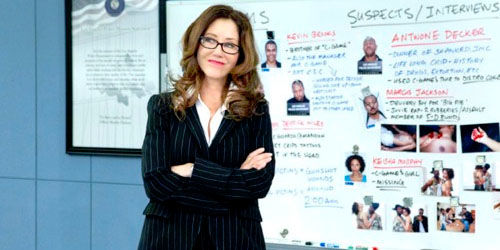 Mary McDonnell The Closer Major Crimes TNT Readies The Closer Spin off Major Crimes & Mystery TV Movies